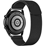 GBPOOT 22mm Bracelet Compatible avec Samsung Galaxy Watch 3(45mm/44mm)/Galaxy Watch 46mm/Gear S3 Classic/Frontier/Huawei GT 2