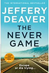 The Never Game: The gripping new thriller from the No.1 bestselling author (Colter Shaw Thriller, Book 1) Kindle Edition