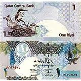 Arunrajsofia Qatar One Riyal Note