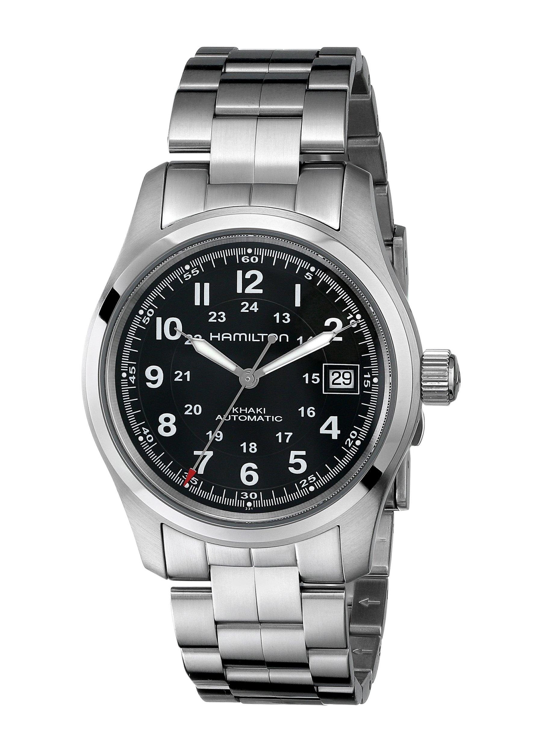 Hamilton Men's Analogue Automatic Watch – H70455133