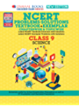 Oswaal NCERT Problems - Solutions (Textbook + Exemplar) Class 9 Science Book (For 2021 Exam)