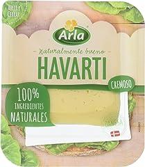 Arla Queso Havarti Lonchas, 150g (Refrigerado)