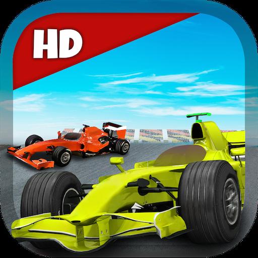 Track-telefon Android (Extreme Formula Championship 2018)