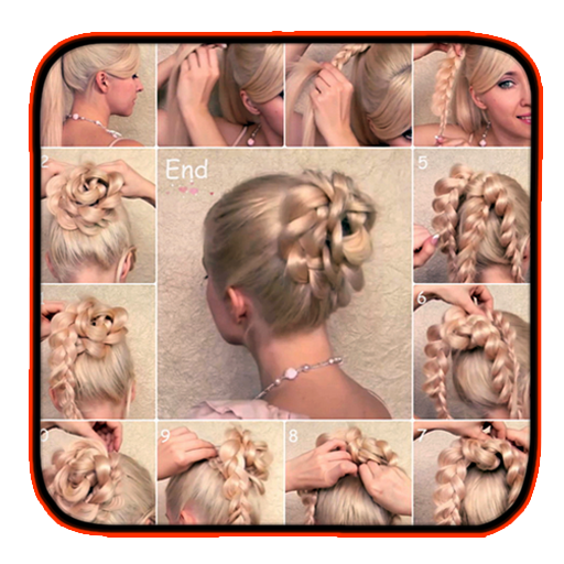 Bridal Hairstyle Steps Amazon Appstore For Android
