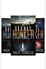 The Secret Bunker Trilogy: Darkness Falls, The Four Quadrants, Regeneration Collection] Kindle Edition