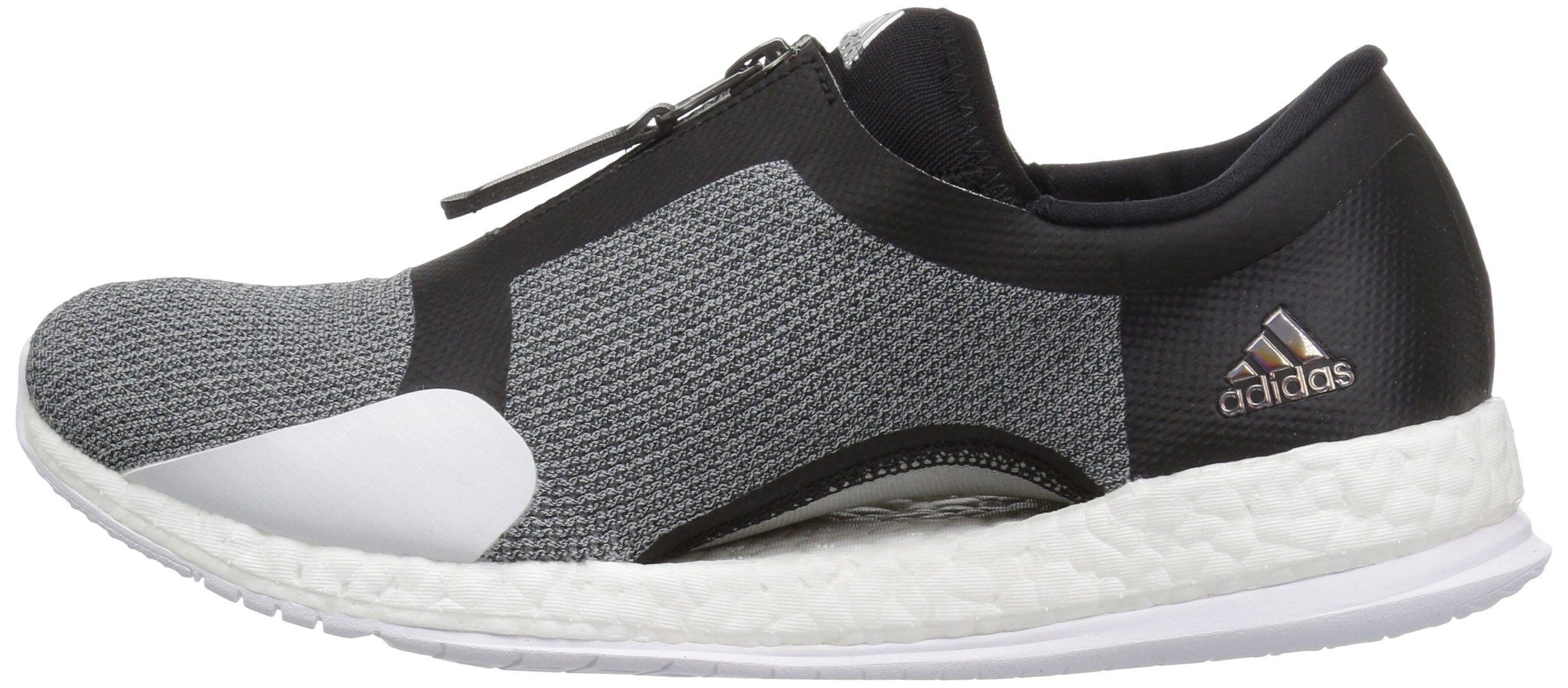 81gfO0kzT5L - adidas Womens Pure Boost x tr Zip Low Top Slip On Fashion Sneakers