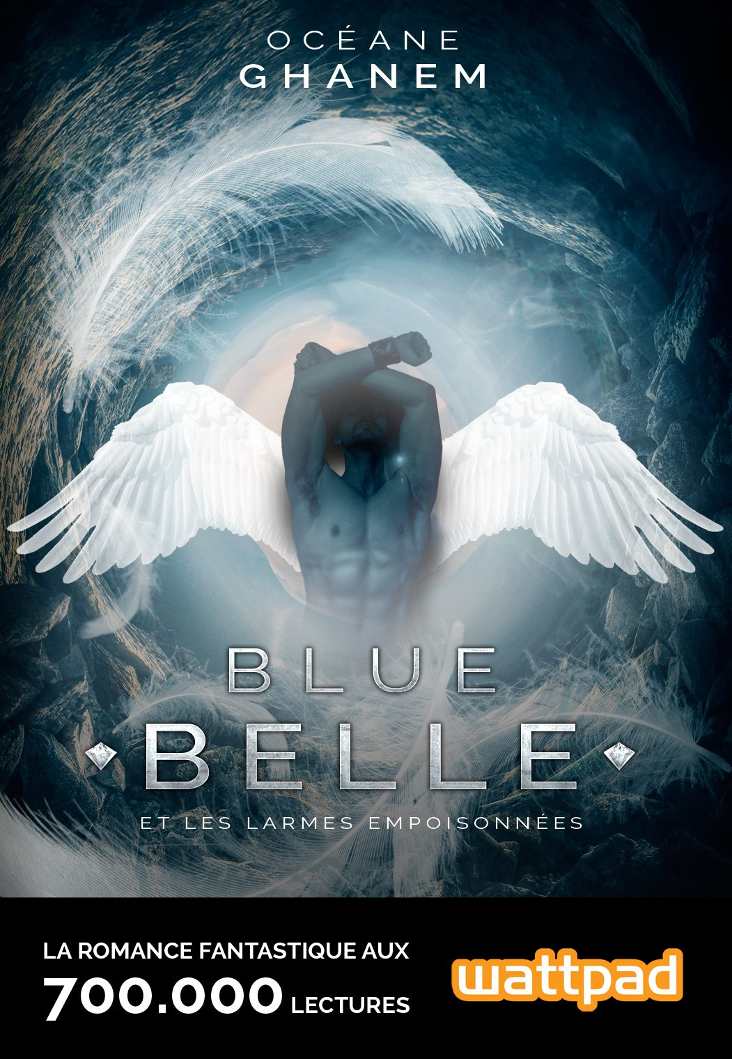 Blue Belle et les larmes empoisonnées: Tome 1 por Océane Ghanem