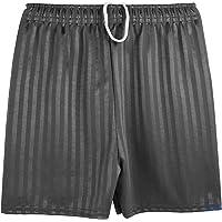 KENTEX Youths Mens Shadow Stripe Gym Sports Football Games Shorts