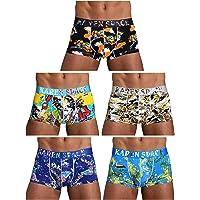 Arjen Kroos Men's Sexy Boxer Briefs Shorts Hipster Pouch Trunks Underwear