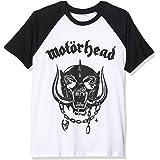 MERCHCODE Motörhead Everything Louder Raglan Camiseta Niños