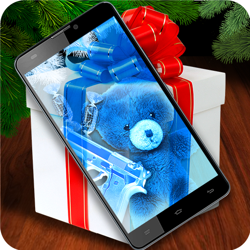 Scanner X-Ray Gift Joke