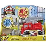 Play-Doh Wheels – Pate A Modeler - Le Camion de Pompier