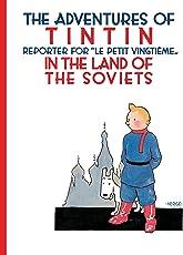 Tintin Land of Soviets (The Adventures of Tintin)