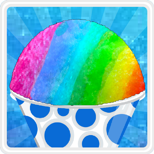 Rainbow Snow Cone Maker