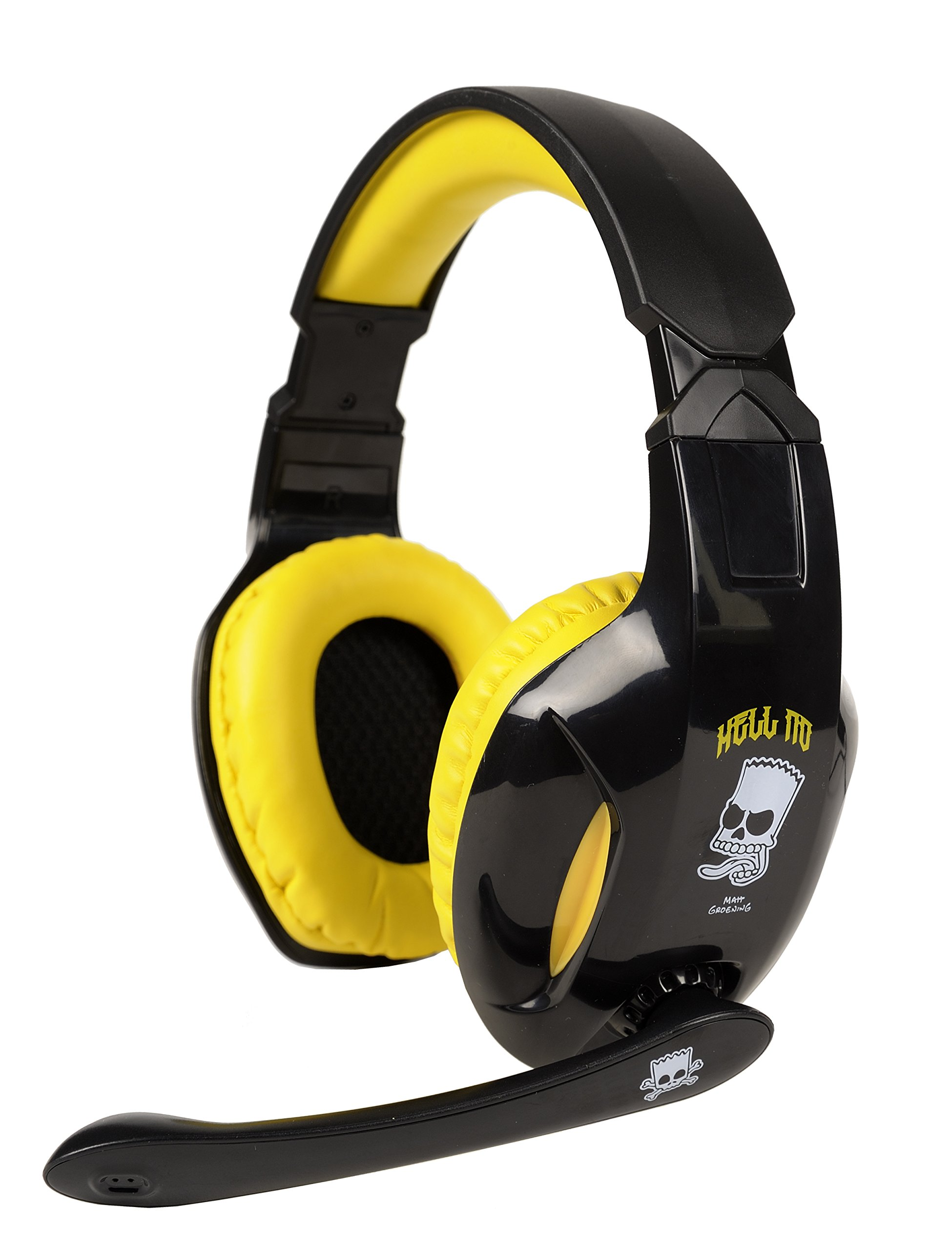 81gjbjSM9TL - Indeca - Auriculares The Simpsons 2015 (PlayStation 4)