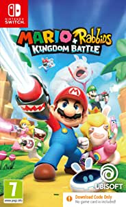Mario + Rabbids Kingdom Battle (Code in Box) (Nintendo Switch)