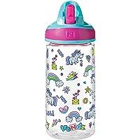 Nuby Water Bottle |  Flip It Unicorn | 540 ml | 18 months plus