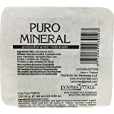 Deodorante naturale in allume di ammonio - Pietra Grezza Antiodorante 120/160 gr - Allume di potassio Puro Mineral - Deo Anti