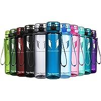 Super Sparrow Trinkflasche - Tritan Wasserflasche - 350ml & 500ml &1000ml - BPA-frei - Ideale Sportflasche - Schnelle Wasserdurchfluss , Flip Top, öffnet sich mit 1-Click - Schule, Sport, Wasser, Fahrrad