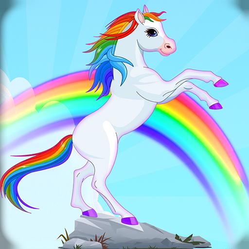 carrera de unicornio