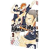 Haikyu!! - Band 02 (Versione tedesca)