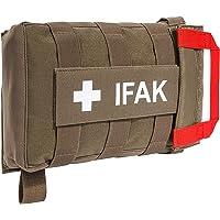 Tasmanian Tiger TT IFAK Pouch VL L Molle-kompatible Erste Hilfe Set Gürtel-Tasche mit Klett-Rückseite leer für Wandern…