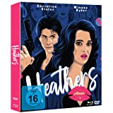 Heathers (Mediabook + DVD) [Blu-ray]