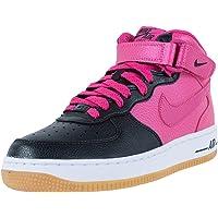 Nike Air Force 1 Mid (GS), Scarpe da Basket Bambina