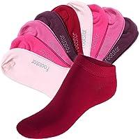 Footstar Original SNEAK IT! Sneaker Socken für Sie und Ihn - Größen 35-50 - Viele trendige Farben - 10 Paar