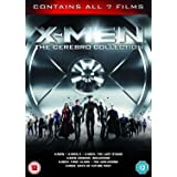X-Men Franchise - The Cerebro Collection