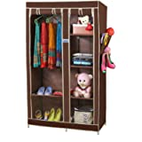 CbeeSo 6 Racks Portable Wardrobe