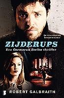 Zijderups: Als schrijver Owen Quine wordt vermist, besluit zijn vrouw privédetective Cormoran Strike om hulp te vragen