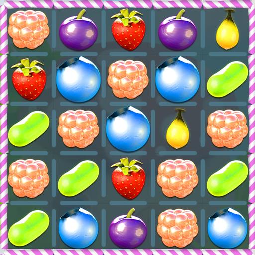 Berry Fun Dots (BerryCrusher Blast Mania Match Game)