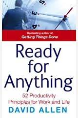 Ready For Anything: 52 productivity principles for work and life (English Edition) Kindle Ausgabe