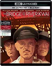 The Bridge on the River Kwai: 60th Anniversary (4K UHD & HD) (2-Disc)