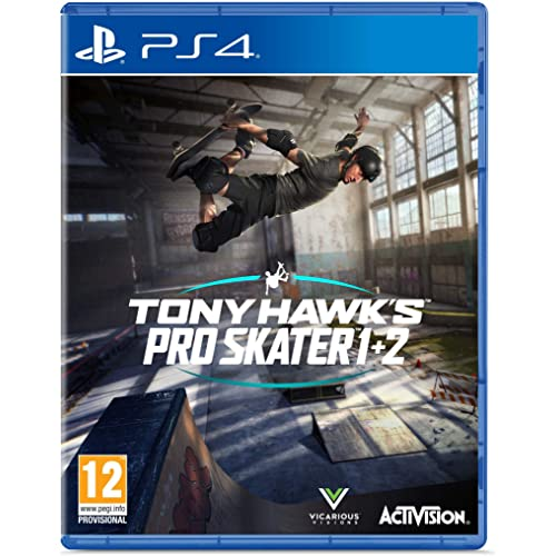 Tony Hawk's Pro Skater 1 + 2 (PS4) (Amazon.co.uk Exclusive) [Edizione: Regno Unito]