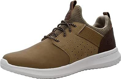 Skechers Delson Axton, Sneaker Infilare Uomo