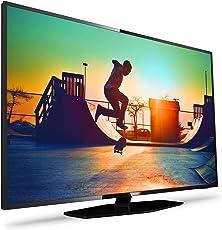 Philips 50PUS6162/12 126cm (50 Zoll) LED (4K Ultra HD, Triple Tuner, Smart Fernseher)