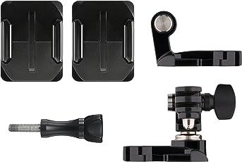 GoPro Herren Action Cam Helmet Front+Side Mount