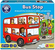 Orchard Otobüs Durağı 4-8 Yaş Eğitici Oyun (032)