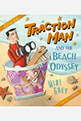 Traction Man and the Beach Odyssey Kindle Edition