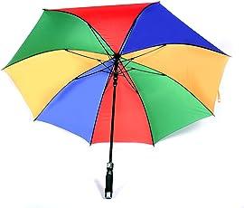 Shroff's Anchor Automatic Open Large Multicolor Umbrella