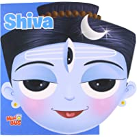 Cutout Board Book: Shiva