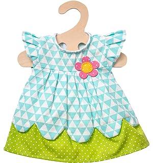 Puppen & Zubehör Kleidung & Accessoires Heless Kleidungsset Tüllkleid Einhorn in Regenbogenfarben Gr 35-45 cm