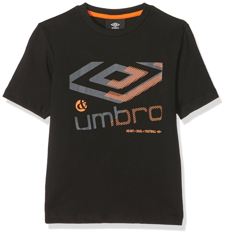 Umbro 515810 – 40 Shirt Jungen, Jungen, 515810-40: Amazon.de: Sport &  Freizeit