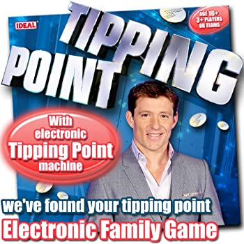 Tipping Point TV Show Game from Ideal