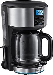 Russell Hobbs 20680-56/RH Buckingham Kahve Makinesi, Siyah
