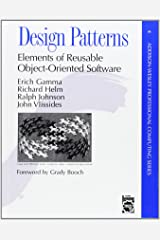 Design patterns : elements of reusable object-oriented software Hardcover