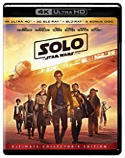 Solo: A Star Wars Story (UHD 4K + 3D BD + BD)