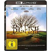 Big Fish - Der Zauber, der ein Leben zur Legende macht 4K-UHD [Blu-ray]